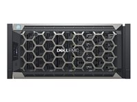 Dell EMC PowerEdge T640 - tower - Xeon Silver 4214 2.2 GHz - 16 GB - 240 GB - ingen RAID 07J4C