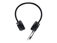 Dell Pro Stereo Headset - UC150 - Skype for Business - headset 520-AAMD