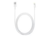 Apple Lightning-kabel - Lightning / USB - 2 m MD819ZM/A