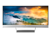"HP EliteDisplay S340C - LED-skärm - böjd - 34"" V4G46AA#ABB"