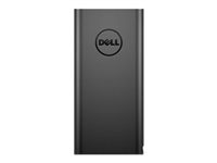 Dell Notebook Power Bank Plus (Barrel) PW7015L - externt batteripaket - Li-Ion - 18000 mAh 451-BBMV