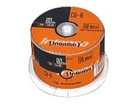 Intenso - CD-R x 50 - 700 MB - lagringsmedier 1001125