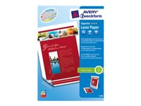 Avery Zweckform Superior Colour Laser Paper 1398 - fotopapper - 200 ark - A4 - 200 g/m² 1398-200