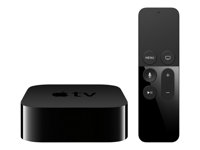 Apple TV 4 - digital multimediemottagare MR912FD/A