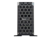 Dell EMC PowerEdge T440 - tower - Xeon Silver 4208 2.1 GHz - 16 GB - 240 GB - ingen RAID WTKMK