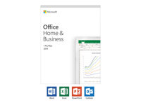Microsoft Office Home and Business 2019 - boxpaket - 1 PC/Mac T5D-03217