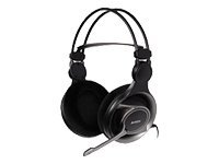 A4tech HS-100 Stereo Gaming Headset - headset HS-100