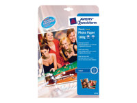Avery Premium Instant DRY 2570 - fotopapper - 10 ark - A4 - 180 g/m² 2570
