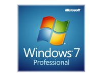 Microsoft Windows 7 Proffesional Recovery - medier FX1494RECOV