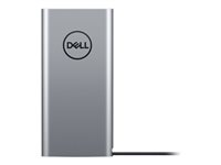 Dell Notebook Power Bank Plus PW7018LC - externt batteripaket - Li-Ion - 65 Wh PW7018LC